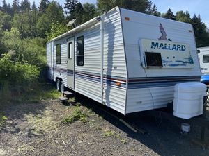 1997 Fleetwood mallard 29FT travel trailer for Sale in Federal Way, WA