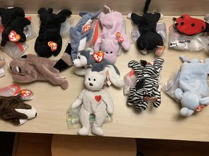 Original TY Beanie Babies for Sale in Portland, OR