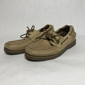 Sperry Top Sider Mens Leather Boat Deck Shoes Size 9 for Sale in Vancouver, WA