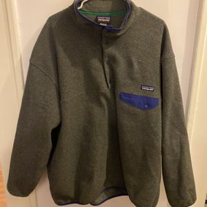 XL Patagonia fleece pullover for Sale in Durham, NC