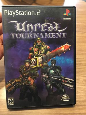 Unreal Tournament for the Ps2 for Sale in Silver Spring, MD