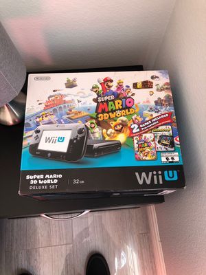 Nintendo Wii U for Sale in San Juan Capistrano, CA
