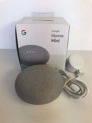 Google Home Mini Speaker / Assistant M.I.B. for Sale in Long Beach, CA
