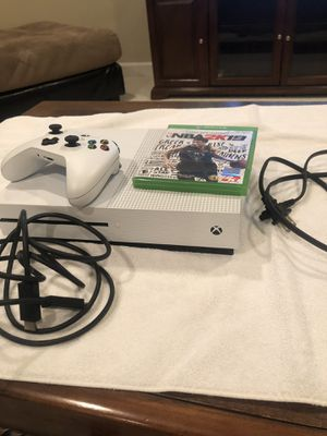 Xbox One S 1TB comes with one controller for Sale in Springfield, VA