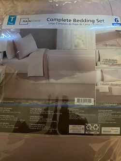 Twin Bed Set for Sale in Fort Pierce,  FL