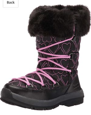 Snow boots size #2 bear 🐻 paw girl for Sale in San Diego, CA