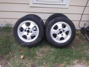 Rims and tires for Sale in Wichita, KS