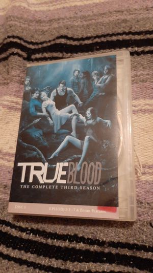 True Blood Complete Third Season for Sale in Henderson, KY