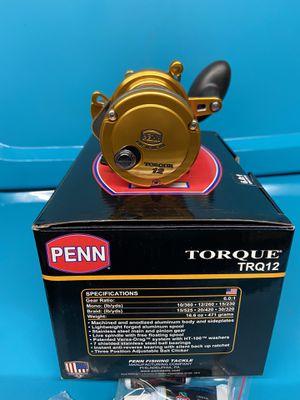 Penn Torque 12 Reel (NEW) for Sale in Baldwin Park, CA