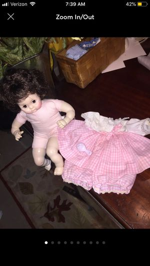 1975 puddin. Madame Alexander Doll for Sale in Clemmons, NC