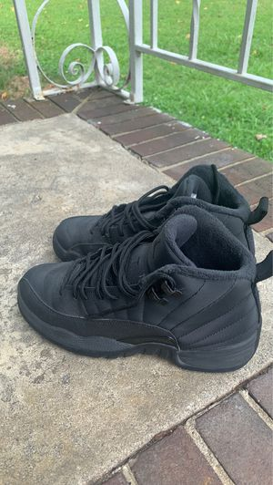 Jordan 12 retro winter black size 6.5 for Sale in High Point, NC