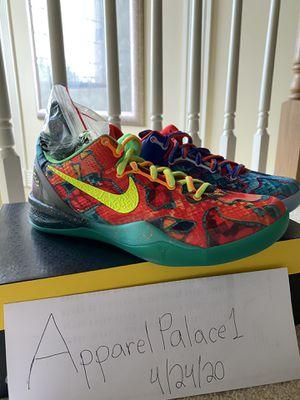 Kobe 8 what the Kobe size 10 for Sale in Haymarket, VA