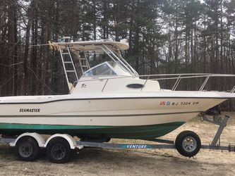 2000 Seamaster 23WA for Sale in Upper Freehold,  NJ