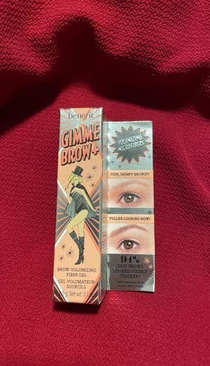Brand New, Never Used-Benefit Gimme Brow+ for Sale in San Fernando, CA