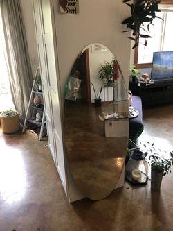 Oval Mirror for Sale in Vashon,  WA