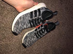 Adidas NMDS (GREY GLITCH) for Sale in Wickliffe, OH