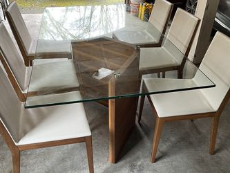 Gorgeous High End MCM Walnut Dining Set for Sale in Mukilteo,  WA