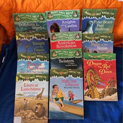 11 Magic Treehouse Books for Sale in Port Orange,  FL