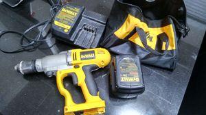 Dewalt DW006 24 Volt Heavy Duty 1/2-Inch Hammer drill for Sale in Dearborn, MI