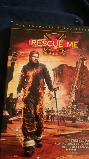Rescue me season 3. GREAT condition 📀 for Sale in MONTGOMRY VLG, MD