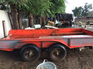 Flatbed Trailer for Sale in Boone, CO