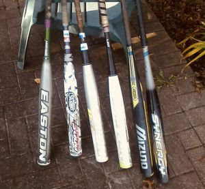 Driveway Sale! Baseball/Softball Bats for Sale in Smithtown, NY