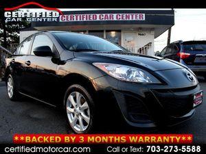 2011 Mazda MAZDA3 for Sale in Fairfax, VA