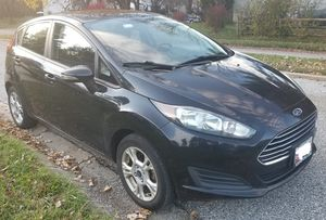 2015 Ford Fiesta SE Hatchback for Sale in Columbia, MD