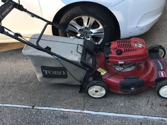 Toro 6.5HP Self-Propelled Lawn Mower for Sale in Columbia,  MD