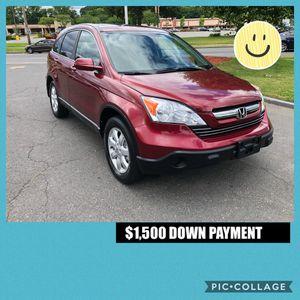❤️ 2008 HONDA CRV $1.500 DOWN for Sale in Hartford, CT