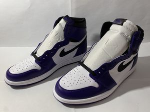 Jordan 1 court purple for Sale in Tampa, FL