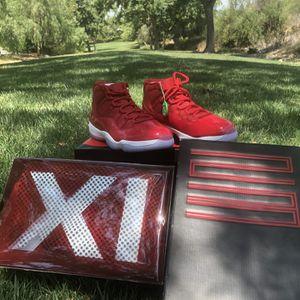 Jordan 11 Retro Win Like 96 for Sale in San Diego, CA