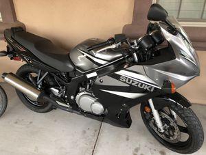 2007 Suzuki Motorcycle for Sale in Phoenix, AZ