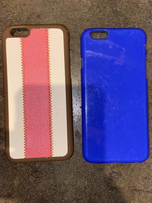 FREE CASES ONLY FOR iPhone 6/6s case ( check out all my offers too) for Sale in Los Angeles, CA
