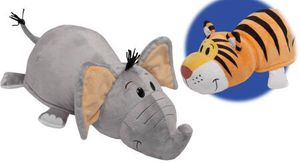 New!! Flipazoo pillow, elephant tiger for Sale in Tempe, AZ
