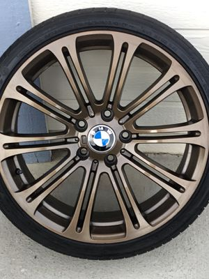 BMW msports with tires for Sale in Galt, CA
