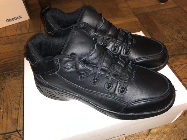Men's Black Reebok TCT CP8475 Waterproof Sport Hiking Uniform/Duty Work Boots Size 8.5 W