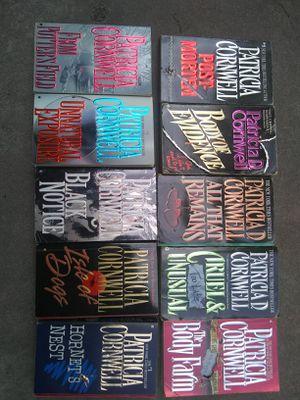 10 Patricia Cornwell books for Sale in Columbia, MO