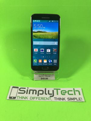 Samsung Galaxy S5 sprint / Boost for Sale in Vancouver, WA