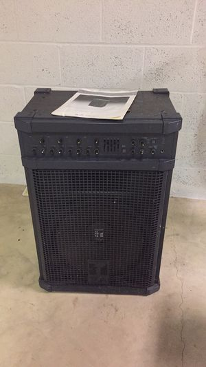 TOA KD-3 Electric Music Amplification System for Sale in Silver Spring, MD
