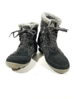 Columbia Powder Summit Shorty Waterproof Snow Boots YL5207-011 Women's Size 8.5 for Sale in Northglenn, CO