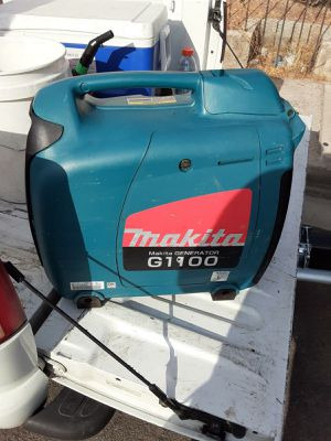 Makita generator for Sale in North Las Vegas, NV