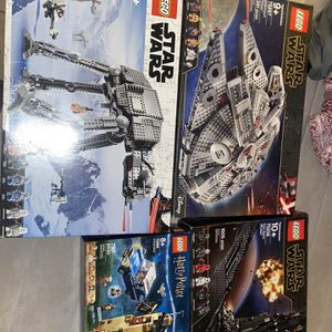 Star Wars Legos & Harry Potter Sets for Sale in Seattle, WA