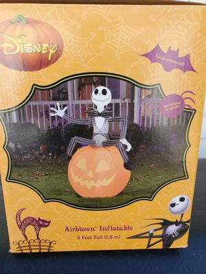 New Disney Nightmare before Christmas Inflatable for Sale in Taylor, MI