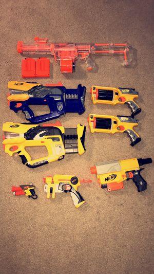 NERF Gun Bundle for Sale in Fairfax, VA