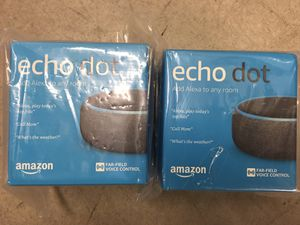 Amazon Echo Dot for Sale in Hollywood, FL