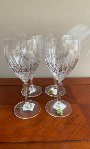 Mourne 10oz Waterford Crystal Goblet for Sale in Houston, TX