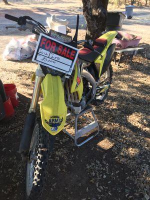 2012 250 Suzuki for Sale in Oroville, CA