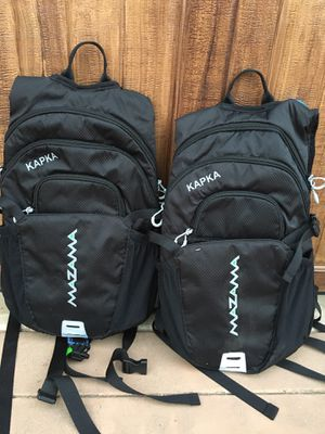Mazama Kapka Hydration Backpacks! New! for Sale in Solana Beach, CA