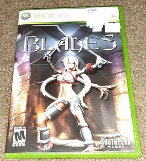 Xbox 360 aBLADES video game.. for Sale in Orlando, FL